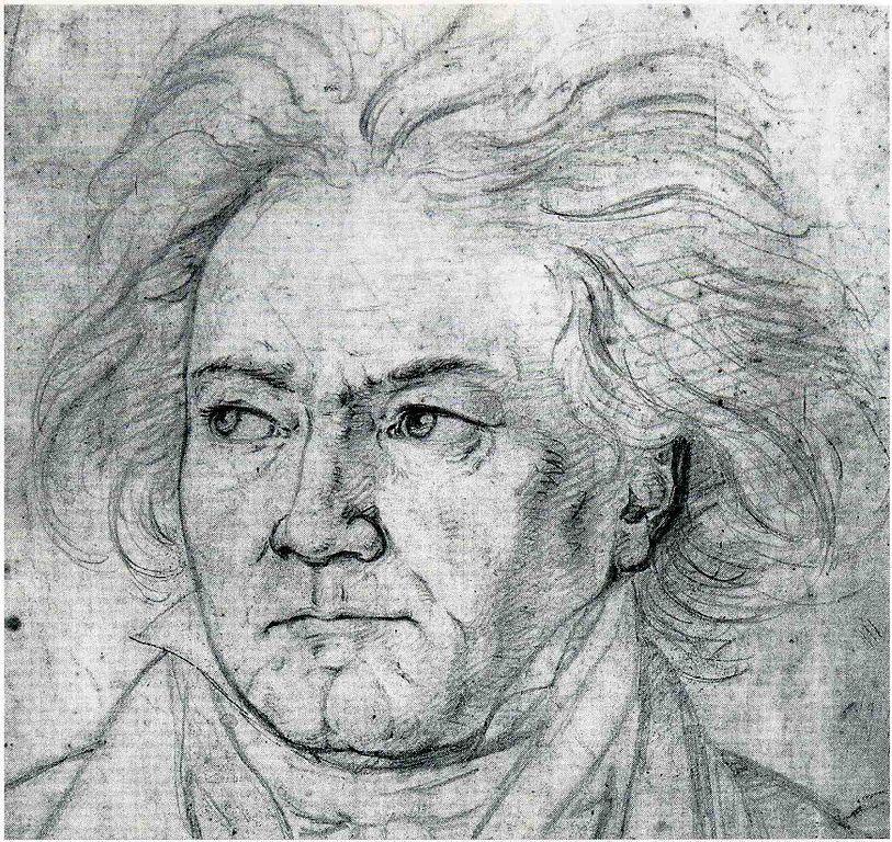 сочинение про композитора бетховина