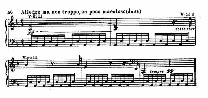 Symphony no 5 in c minor, op